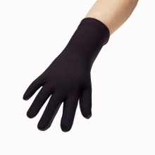 Figure skating gloves, thermal fabric.