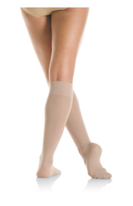 MONDOR STYLE: 104 Light Opaque Knee high (JR) (2 pairs per package)