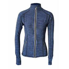 PRO- Performance Fit Jacket Olympic Blue