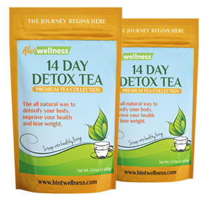 Double-Up Offer. 28-Days of Detox Tea