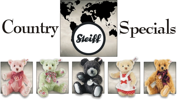 Steiff Country Specials