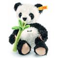 EAN 282188 Steiff plush Manschli Panda, white/black