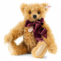 EAN 664731 Steiff British Collectors mohair Teddy bear 2015, golden brown