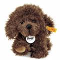EAN 083525 Steiff plush little Timmy puppy, brown