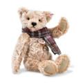 EAN 006623 Steiff mohair Willy Teddy bear, cinnamon tipped