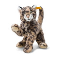 EAN 064234 Steiff plush protect me Ozzi tiger cat, striped brown