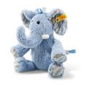 EAN 064869 Steiff plush soft cuddly friends Earz elephant, blue
