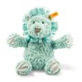 EAN 065620 Steiff plush soft cuddly friends Pawley lion, mint
