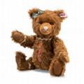 EAN 006593 Steiff mohair Ginger bread Teddy bear, russet