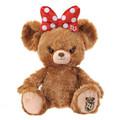 EAN 678288 Steiff mohair UniBearsity Pudding, reddish blond
