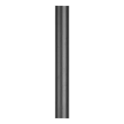 """8' aluminum post in a premium black finish. Used with gas light/torch 3"""" in diameter."""
