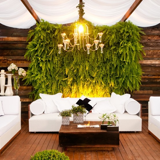 Trends For 2015~ Floral / Living Wall Backdrops