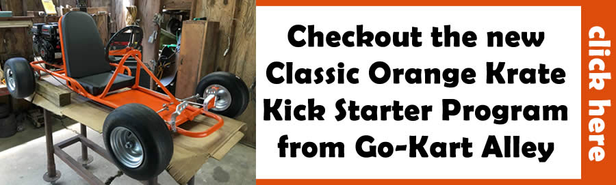 go-kart kit kick starter program