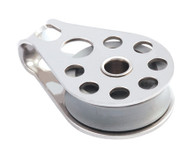 46mm Single Acetal Sheave Lightweight Plain Bearing Block