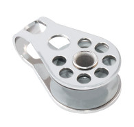 25mm Single Lightweight Plain Bearing Block