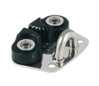 Alloy Cam Cleat with Fairlead