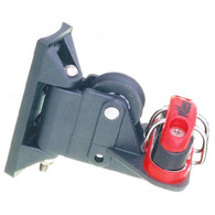 PYF104 Black Swivel Control Cleat  PYF101 with Cam Cleat