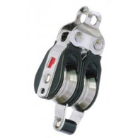 19mm Heavy Duty Ball Bearing Micro Block with Becket Double