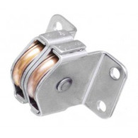 RM404 Double Sheave Flanged Block
