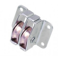 RM405 Double Sheave Flanged Block