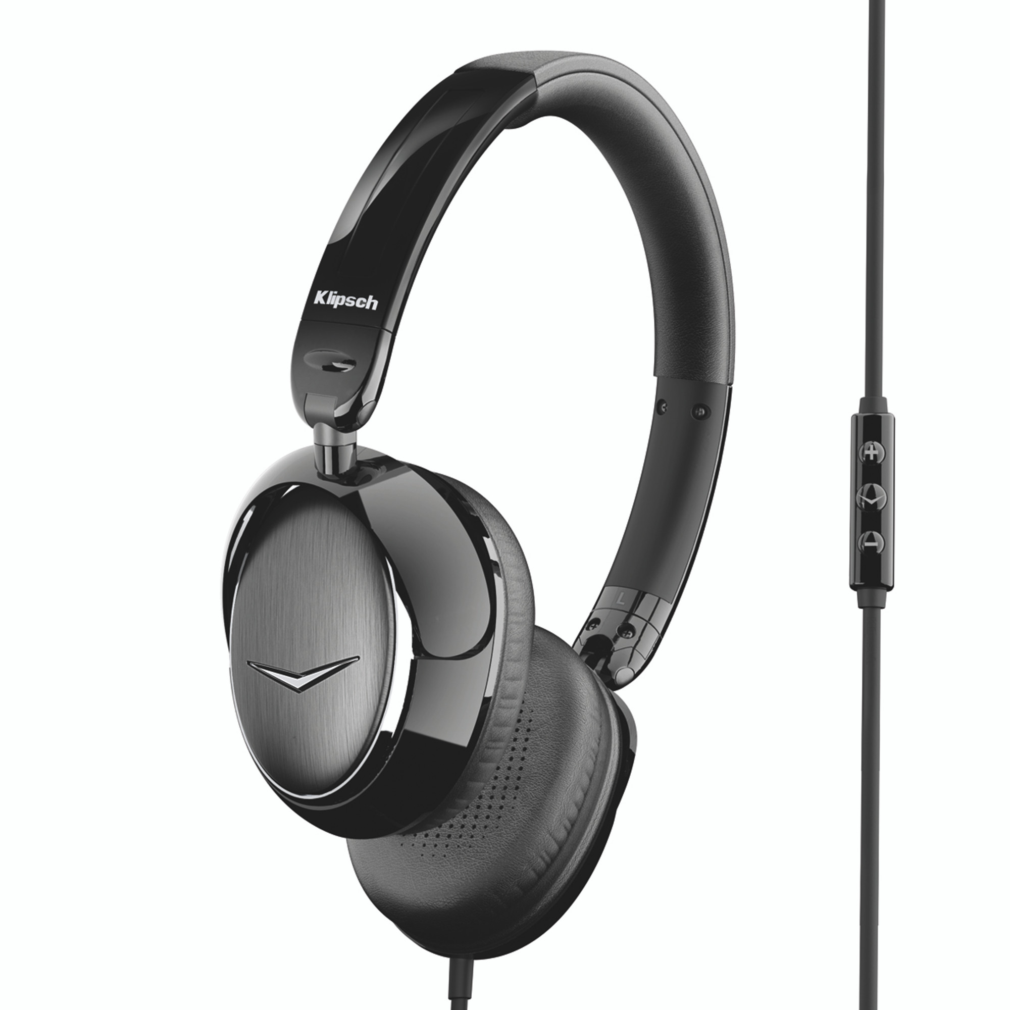 Klipsch Image One (II) On Ear Headphones (Black)