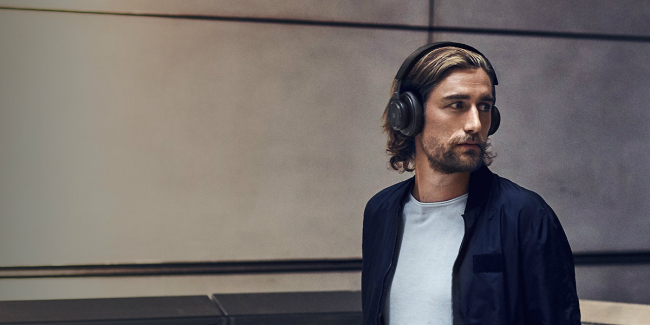 B&O Play H9 Active Noise Cancelling Wireless Headphones