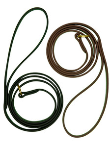 Slip Leads - Leather Look