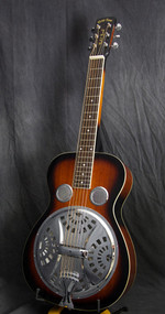 Gold Tone PBS Resonator Guitars with Hard Case