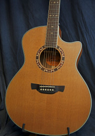 Crafter Guitars GAE 15N Acoustic Electric Guitar
