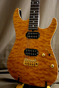 PWE Amplification Guitars Standard-S Electric Guitar