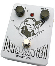 Divided by 13 Ampliers Dyna Ranger
