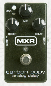 Dunlop Effects MXR Carbon Copy Delay Pedal