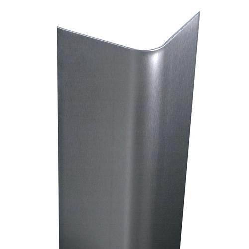 Brushed Aluminum Brushed Aluminum Corner Guards
