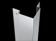 "48"" x 3"" x 3"" x 625 (5/8"") - 90 Deg, 18ga, Type 304, Satin #4 (Brushed) Finish, w/Countersunk Mounting Holes Stainless Steel Flush Mount Corner Guard for 1/2"" Drywall"