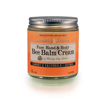 Bee Balm Cream- Carrot & Calendula - Citrus