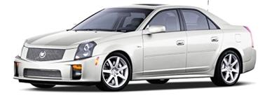2004 - 2007 Cadillac CTS-V