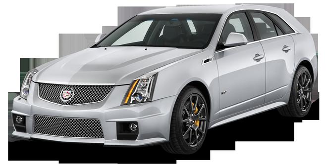 2009 - 2015 Cadillac CTS-V