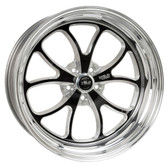 "Weld Wheels - 17""x10.5"" RT-S S76 Forged Aluminum Rear Wheel - 09-15 CTS-V Coupe"