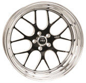 "Weld Wheels - 17""x10"" RT-S S77 Forged Aluminum Rear Wheel - 09-15 CTS-V Sedan/Wagon"
