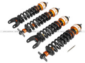 aFe - PFADT Series Featherlight Single Adjustable Drag Racing Coilover System; Chevrolet Corvette (C5/C6) 97-13