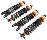 aFe - PFADT Series Featherlight Single Adjustable Street/Track Coilover System; Chevrolet Corvette (C5/C6) 97-13
