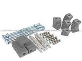 aFe - PFADT Series Steel Frame Camber Kit; Chevrolet Corvette (C5/C6) 97-13