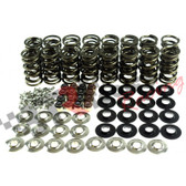 "BTR .685"" Lift Spring Kit w. Titanium Retainers for Gen V LT1 / L83 / L86"