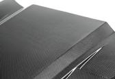 Anderson Composites 2005 - 2013 Corvette C6 Carbon Fiber Hood Cowl / Vented