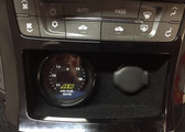 Custom Gauge Pod - Ashtray Mount - 09-15 Cadillac CTS-V