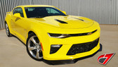 C7 Carbon 2016 Camaro ZL1 Carbon Fiber Front Splitter for SS