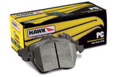 2014-2017 C7 Corvette Brake Pads - Hawk Ceramic - Rear Z51