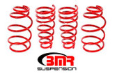 "BMR Lowering Spring Kit, Set Of 4, 1.2"" Drop, V6"