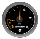 Innovate MTX-A: Analog Series 20 PSI Vac / Boost Gauge