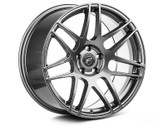 Forgestar F14 Drag 17x11 Wheels - Set of 2 - Gunmetal - C6 Z06